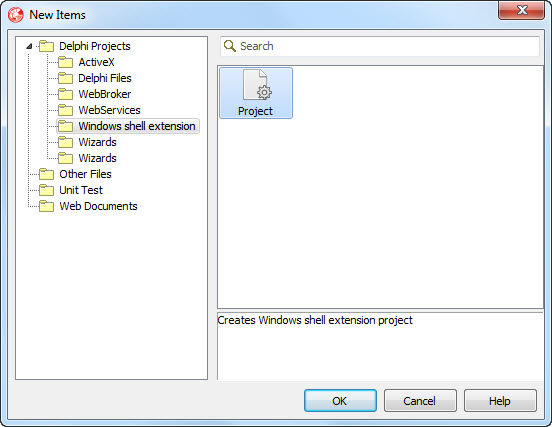 windows shell extension